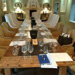 南アフリカワイン訪問記-グランプロヴァンス(フランシュック)&レストランでディナー