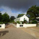 南アフリカワイン訪問記- ワーウィック(ステレンボッシュ)
