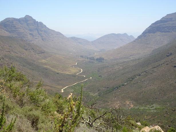 南アアフリカワイナリー巡り今回の最大のピンチ!