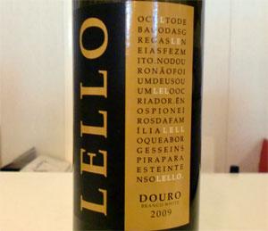 レロ ドウロ ホワイト 2009